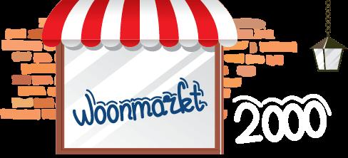 Woonmarkt2000 logo